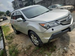 Acura MDX 2008 SUV 4dr AWD (3.7 6cyl 5A) Silver | Cars for sale in Rivers State, Port-Harcourt