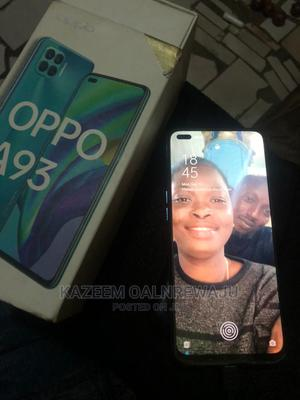 Oppo A93 128 GB Blue | Mobile Phones for sale in Lagos State, Apapa