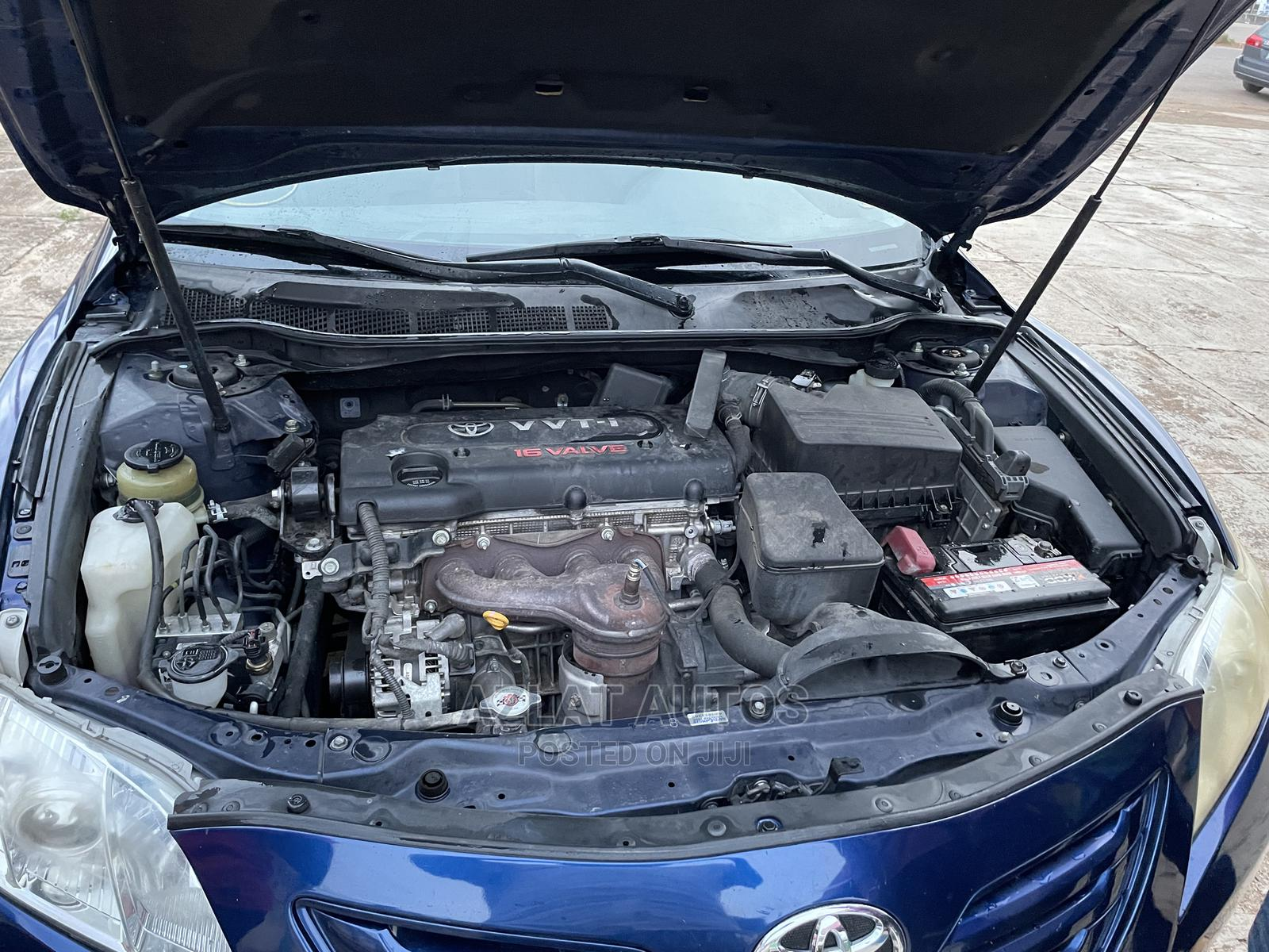 Toyota Camry 2007 Blue   Cars for sale in Ibadan, Oyo State, Nigeria