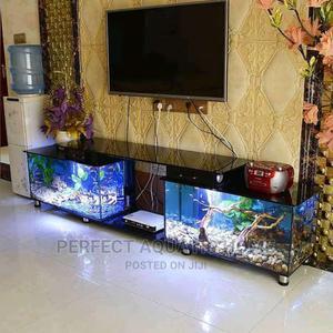 TV Stand Aquarium | Pet's Accessories for sale in Lagos State, Surulere