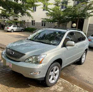 Lexus RX 2008 350 AWD Silver   Cars for sale in Abuja (FCT) State, Wuse 2