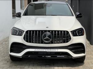 New Mercedes-Benz GLE-Class 2021 White | Cars for sale in Lagos State, Lekki