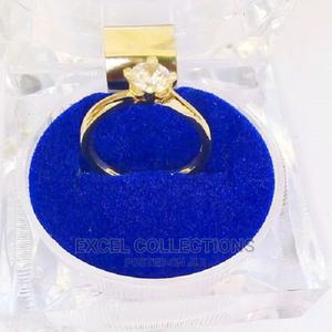 Romania Gold Engagement Ring | Wedding Wear & Accessories for sale in Lagos State, Surulere