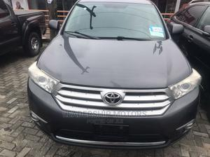 Toyota Highlander 2011 Limited Gray | Cars for sale in Lagos State, Ajah