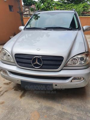 Mercedes-Benz M Class 2004 ML 350 Silver   Cars for sale in Lagos State, Amuwo-Odofin