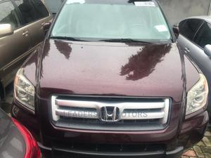 Honda Pilot 2008 Red | Cars for sale in Lagos State, Ajah