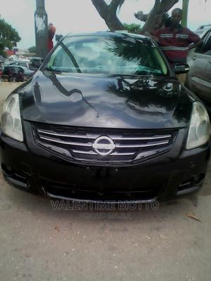 Nissan Altima 2010 2.5 Black | Cars for sale in Lagos State, Amuwo-Odofin