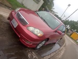 Toyota Corolla 2006 S Red   Cars for sale in Lagos State, Amuwo-Odofin