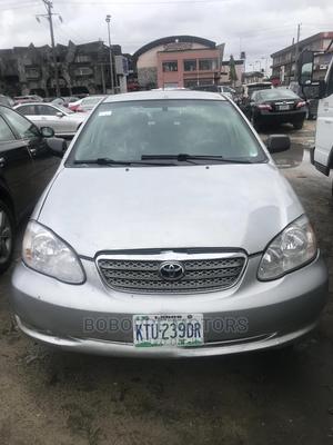 Toyota Corolla 2005 CE Silver | Cars for sale in Delta State, Warri