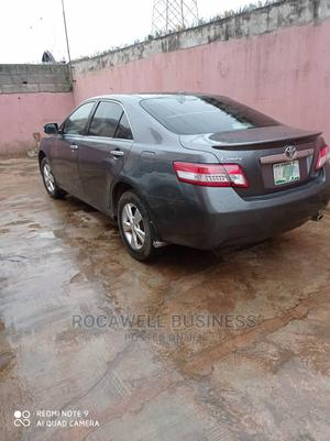 Toyota Camry 2010 Gray | Cars for sale in Lagos State, Ipaja