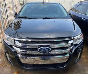 Ford Edge 2012 Black | Cars for sale in Lagos State, Alimosho