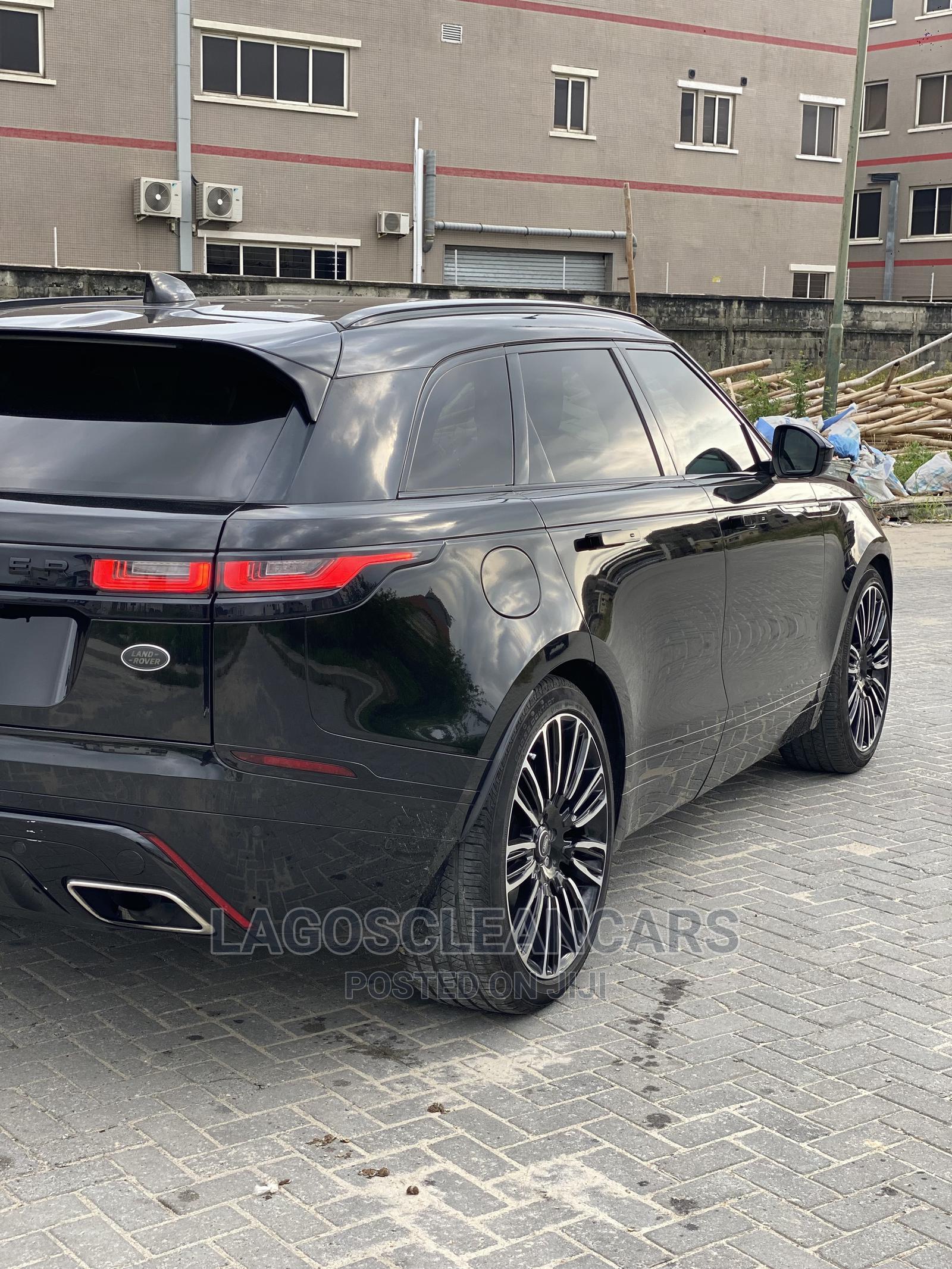 Land Rover Range Rover Velar 2018 P380 HSE R-Dynamic 4x4 Black | Cars for sale in Lekki, Lagos State, Nigeria