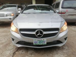 Mercedes-Benz CLA-Class 2016 Base CLA 250 AWD 4MATIC Silver | Cars for sale in Lagos State, Alimosho
