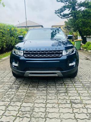 Land Rover Range Rover Evoque 2012 Blue | Cars for sale in Lagos State, Ajah