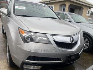 Acura MDX 2011 Silver   Cars for sale in Lagos State, Alimosho