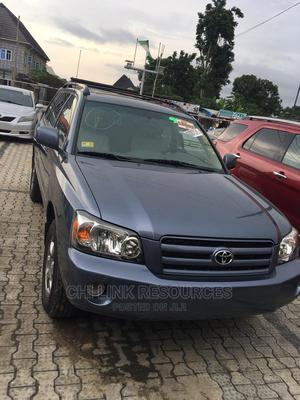 Toyota Highlander 2006 Blue | Cars for sale in Lagos State, Ojo