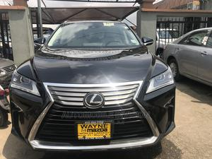 Lexus RX 2017 350 AWD Black | Cars for sale in Lagos State, Ikeja