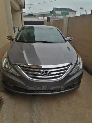 Hyundai Sonata 2015 Gray | Cars for sale in Lagos State, Alimosho