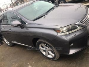 Lexus RX 2014 350 AWD Gray   Cars for sale in Lagos State, Ajah