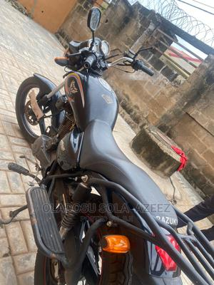 Motorcycle 2020 Black | Motorcycles & Scooters for sale in Oyo State, Ibadan