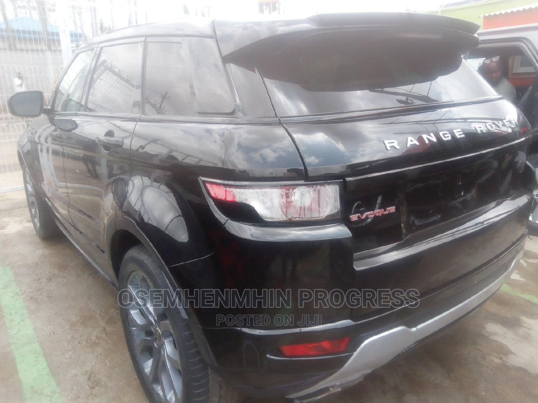 Land Rover Range Rover Evoque 2014 Black | Cars for sale in Ikeja, Lagos State, Nigeria