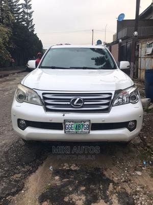 Lexus GX 2012 460 White | Cars for sale in Lagos State, Amuwo-Odofin