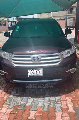 Toyota Highlander 2012 Limited | Cars for sale in Lagos State, Ajah
