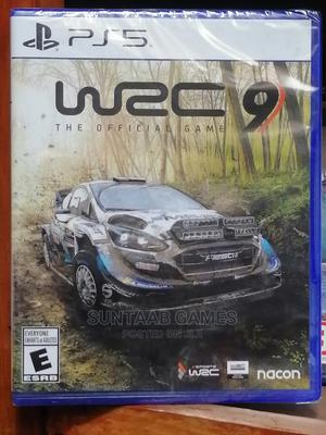 Wrc 9 (Ps5)   Video Games for sale in Lagos State, Lagos Island (Eko)