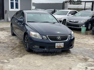 Lexus GS 2006 300 AWD Blue | Cars for sale in Lagos State, Ogba
