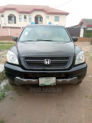 Honda Pilot 2005 Black   Cars for sale in Ogun State, Ado-Odo/Ota