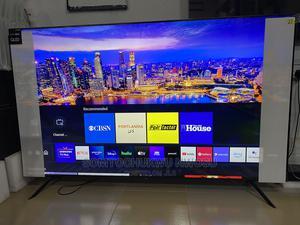 "75"" Samsung Qled QHDR Q60T Smart 20/21 Tv (Alexa, Airplay)   TV & DVD Equipment for sale in Lagos State, Gbagada"