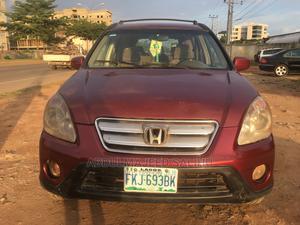 Honda CR-V 2004 Red | Cars for sale in Abuja (FCT) State, Gudu