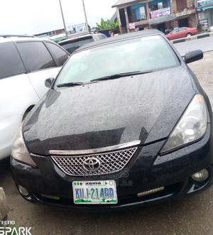 Toyota Solara 2004 Black | Cars for sale in Rivers State, Port-Harcourt