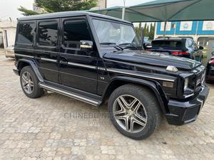 Mercedes-Benz G-Class 2005 Black | Cars for sale in Abuja (FCT) State, Central Business District