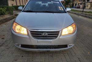 Hyundai Elantra 2007 Silver | Cars for sale in Lagos State, Ikeja