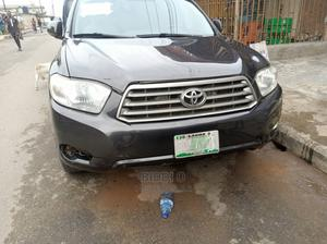 Toyota Highlander 2008 Limited Gray | Cars for sale in Lagos State, Alimosho