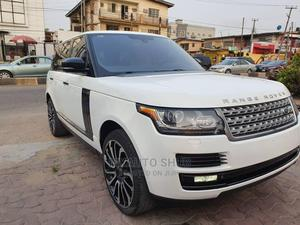 Land Rover Range Rover 2014 White | Cars for sale in Lagos State, Ajah