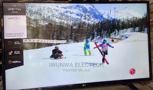LG 43inches Smart 4K Uhd TV   TV & DVD Equipment for sale in Lagos State, Ajah