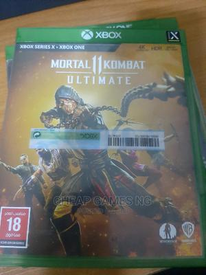 Mortal Kombat 11 Ultimate Xbox | Video Games for sale in Lagos State, Agege