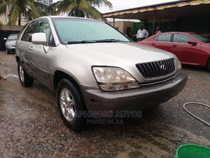 Lexus RX 2001 300 Silver | Cars for sale in Lagos State, Ikeja