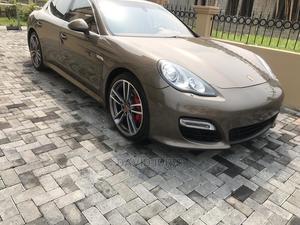Porsche Panamera 2011 S Brown | Cars for sale in Lagos State, Lekki