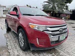 Ford Edge 2011 Red   Cars for sale in Lagos State, Ikeja