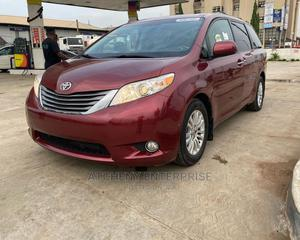 Toyota Sienna 2012 XLE 7 Passenger Red | Cars for sale in Lagos State, Ogba