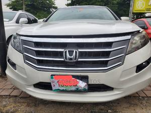 Honda Accord Crosstour 2011 EX-L AWD White | Cars for sale in Lagos State, Ajah