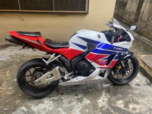 Honda CBR 2016 White | Motorcycles & Scooters for sale in Lagos State, Oshodi