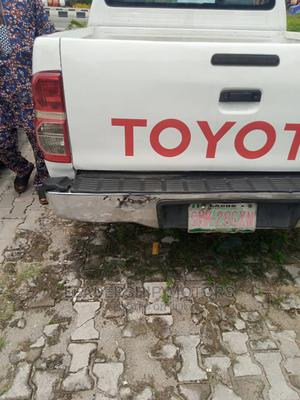 Toyota Hilux 2012 White | Cars for sale in Lagos State, Lekki