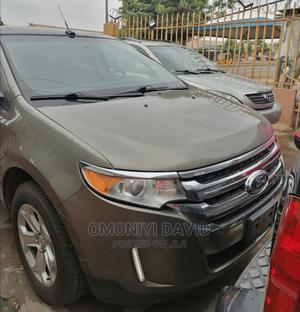 Ford Edge 2013 Gray | Cars for sale in Lagos State, Alimosho