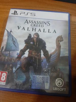 Assassins Creed Valhalla PS5   Video Games for sale in Lagos State, Agege