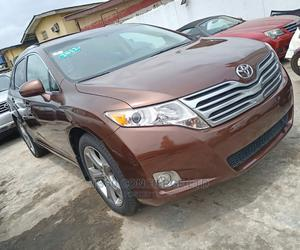 Toyota Venza 2012 V6 AWD Brown   Cars for sale in Lagos State, Victoria Island