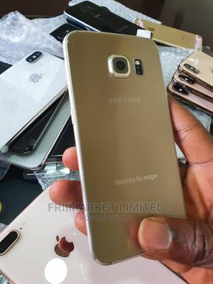 Samsung Galaxy S6 edge 32 GB Gold   Mobile Phones for sale in Delta State, Warri